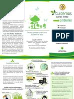 30.11.15 Tríptico Popular MEdio Ambiente