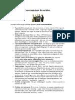 LIDERAZGO -Características de un líder-