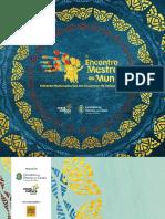 Catálogo Encontro Mestres Do Mundo 2017