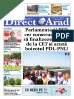 Direct Arad - 100 - August 2018