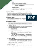 TDR Examen Medico