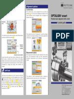 OPTALIGN Smart Pocket Guide.G