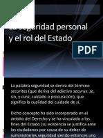 Congreso La seguridad personal y rol del Estado.pdf