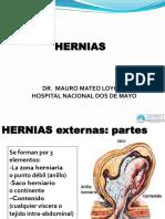Tema 41; Hernias Abdominales