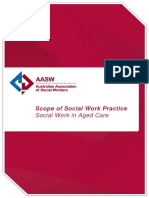SW Scope of Practice Aged Care Dec 15