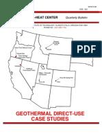 June 2003 Geo-Heat Center Quarterly Bulletin