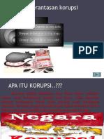 Opini tentang pemberantasan korupsi.pptx