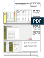 Guía para crear un diseño factorial Plackett-Burman en el software Design Expert® 6.0.10 (Stat Ease Inc., Minneapolis, USA)