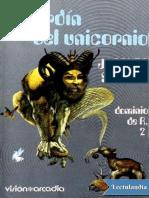 El Jardin Del Unicornio - Jacques Sadoul