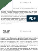 Información adicional Norma IATF 16949-2016.pptx