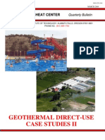 March 2004 Geo-Heat Center Quarterly Bulletin