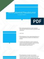 Pseudotumor Retro Odontoid