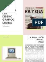 Pioneros Del Diseño Gráfico Digital