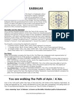 Path of Ayin New