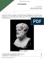 Aristóteles - Filósofo Grego - InfoEscola