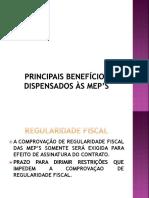 PARTICIPAÇÃO EM LICITAÇÕES PÚBLICAS.ppt