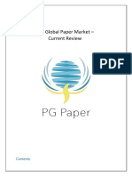 Final the Global Paper Industry Today 2018