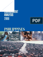 5th Country Environmental Analysis PHI