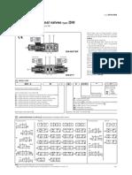 Electrovalvula Atos Dhi 610 23
