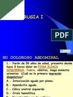 Tema 44; Sd Doloroso Abdominal