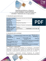 HISTORIAS INFANCIAS Guía de Actividades y Rúbrica de Evaluación - Actividad 4 - Realización Mapa Parlante