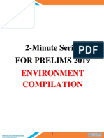 2 Minute Series - Environment Compilation