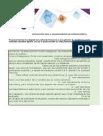 Rúbrica Evaluación Recursos Educativos Digitales