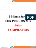2 Minute Series - Polity Compilation