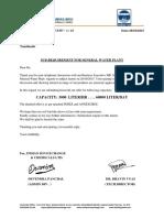 B15-5357-1-Satheesh-3000 LPH -28-10-2015 - ISI