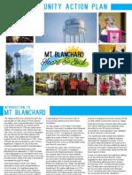 Mt. Blanchard Community Action Plan