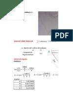 Calculo Correcion Angulo