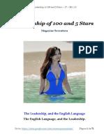 100and5Stars - 17 - Leadership