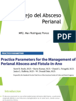 absceso perianal