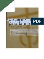 Discernir Para La Misión, Rafael Iglesias Calvo, Sm 2009