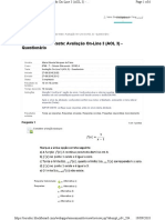 Avaliação on-Line 3 (AOL 3) - Questionário (2) (3)