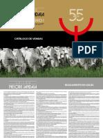 Catálogo Leilão Nelore Jadaia 2019 - 55 Anos de Seleção