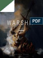 Suburban Sound Warship Music Booklet