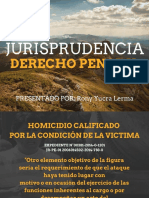 JURISPRUDENCIA-DERECHO-PENAL-II-RONY-YUCRA-LERMA-finalizado.pptx