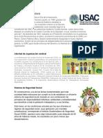 La autonomía Universitaria, libertad de organizacion sindical, sistema de seguridad social.docx