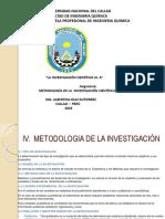 Investigación Cientifica III - A 2018