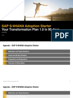 s4hana Adoption Starter Introduction Ver 32