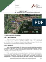 Reglamento Carrera Nocturna Ciudad Del Castillo de Jimena de La Frontera