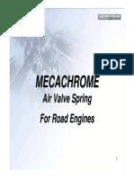 Air Valve Spring