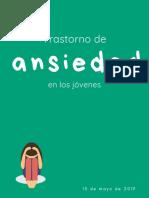 Analisis sobre Ansiedad