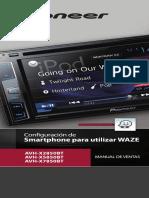 Configuracion Smartphone Para Waze