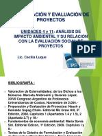 Unid. 4 y 11 Imp. Ambiental y Eval.social Fep Upe 2019
