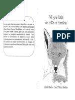 Petit guide illustré des crottes de mammifères