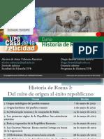 Sesión 10 Julio César y la crisis definitiva de la República Romana