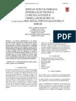 Informe Señal Pseudoaleatoria