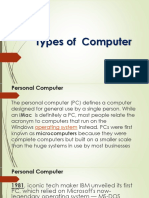 What is Personal Computer